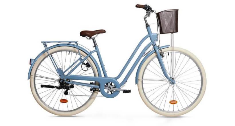 Photo du vélo de ville Elops 520