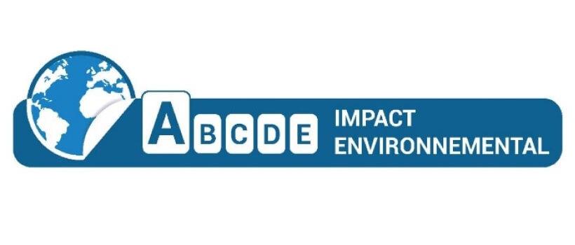 Logo impact environnemental