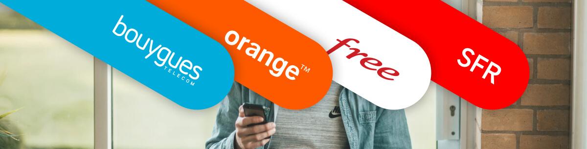 Comparaison des offres reconditionné des opérateurs mobile